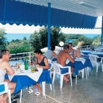 Camping_Istra_restaurant